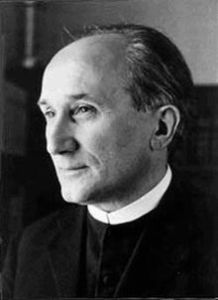 Guardini - An inspiration behind the Ecology Encyclical?