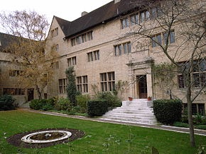 Campion Hall, University of Oxford