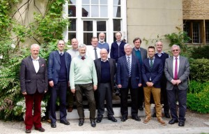 A motley crew: Jesuits gather at Campion Hall